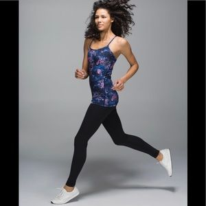 Lululemon Power Y Tank *Luon Moody Mirage Size 12